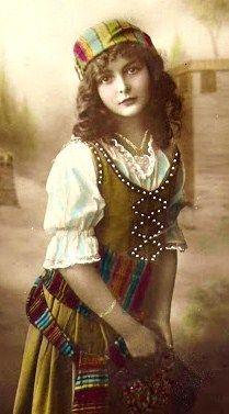 gipsy woman 1800s - Google Search