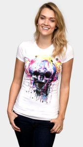 waterSKULLor Women's