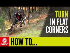 Watch: How To Turn in Flat Corners | Singletracks Mountain Bike News