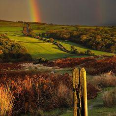 Dramatic Danby - North Yorkshire