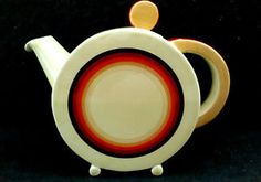 CLARICE-CLIFF-BANDED-BONJOUR-TEAPOT