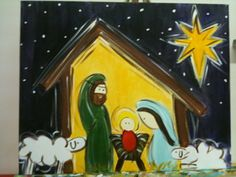 O Holy  Night by easelyamused, via Flickr
