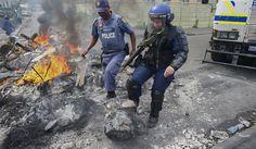 SAPS: The power of politics and policing | Daily Maverick