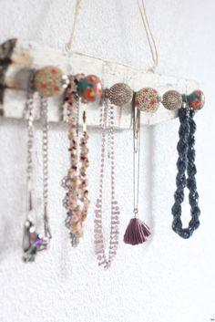 Jewels Boho Hanger :: DIY #matildajaneclothing #mjcdreamcloset