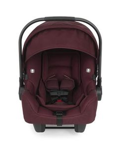 The Nuna Pipa Infant Car Seat is as stylish as your favorite ride. Use it with your favorite stroller. Get the Pipa with free shipping at PeppyParents.com.