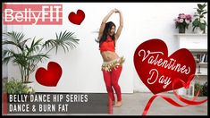 """💃 You will be working out your entire body using belly dancing. The workout is inspired by the """"Saidi Style"""" of ."""