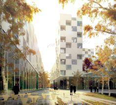 Archipel Urbain: Julien Joly Architecture