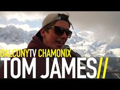 TOM JAMES · virtuoso acoustic guitar chops · Videos · BalconyTV