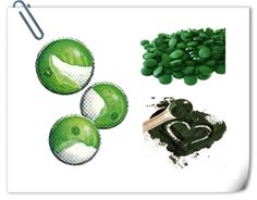 #Chlorella Powder 1, Product Name:  #Chlorella  2, Protein: 50% 3, Active ingredients: #Chlorella   (Green powder) 4, Specification:  #Chlorella  Green powder  Chlorella  Tablets 250mg & 500mg http://apitechina.com/