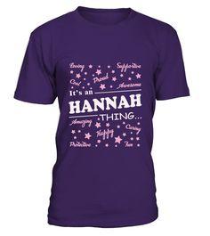 # HANNAH   AMAZING THING .  HANNAH  AMAZING THING