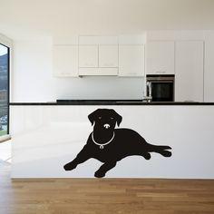 Labrador Naso Silhouette cani Wall art Adesivi Murali trasferimenti in Home, Furniture & DIY, DIY Materials, Wallpaper & Accessories, Other Wallpaper | eBay
