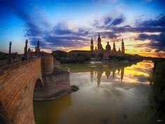 Descoper orașul Zaragoza, Spania | Calatoresc.ro