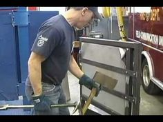 ▶ #8 and #9 - Forcing Outward Opening Doors: Mike Perrone Forcible Entry Training - YouTube