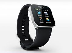 Sony lanza reloj de mano con conexión a Internet y software Android #Watch