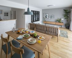 Minimalist Kitchen Design, Minimal Home, Kitchen Design, Interior Deco, Sweet Home, Interior, Kitchen Dining, Home Decor, Minimalist Kitchen