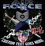 USAF Rank  Shirts and Apparel