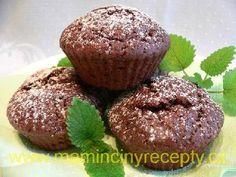 + Perníkové muffiny s povidly, dělat 1,5 várky