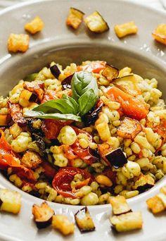 Insalata di orzo - Secondi piatti estivi | Ricette di secondi piatti per l'estate - alfemminile