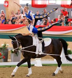 Trick Riding, Riding Horses, Horse Drawings, Horse Photography, Vaulting, Beautiful Horses, Gymnastics, Equestrian, Characters