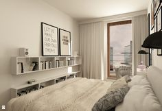 When it comes to furnishing, small spaces can be a huge problem. We will show you some original small bedroom furniture ideas which may help you for your Small Bedroom Storage, Small Space Bedroom, Childrens Bedroom Furniture, Small Master Bedroom, Small Rooms, White Bedroom, Bedroom Layouts, Bedroom Sets, Bedroom Inspo
