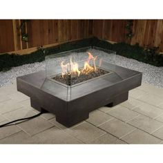 Better Homes And Gardens Mason Heights Gas Fire Pit   Walmart.com