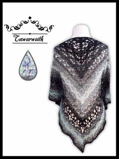 Crochet Coat, Crochet Scarves, Crochet Clothes, Poncho Shawl, Prayer Shawl, Crochet Shawls And Wraps, Summer Patterns, Mittens, Crochet Patterns