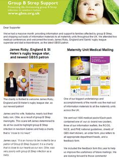 Sign up for our fab monthly e-newsletter to stay in the loop: https://gbss.org.uk/gbss-news/gbss-newsletter/ #GBSaware