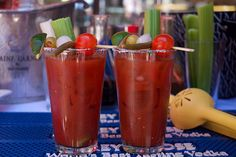 MORELS' BLOODY MARY Thrillist recently named Morels French Steakhouse & Bistro's Bloody Mary one of the 12 best Bloody Marys in LA! According to Shelley Buchanan, the author of The Drunken Tomato: A Definitive Guide to the Best Bloody Marys in Los Angeles and Orange County!
