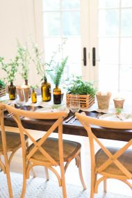 Tips for Decorating Your Dining Table Like a Pro - Style Me Pretty Living