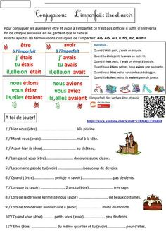 Printing Videos Vase To Learn French Dutch Braids Learn French Beginner, French For Beginners, French Flashcards, French Worksheets, French Verbs, French Grammar, French Teaching Resources, Teaching French, French Language Lessons