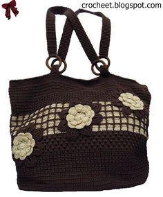 beside crochet: كلكشن شنط كروشية