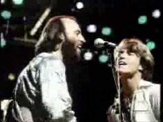 Bee Gees and Andy Gibb