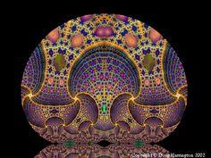 Eschers Orb Fractal  http://fractalarts.com