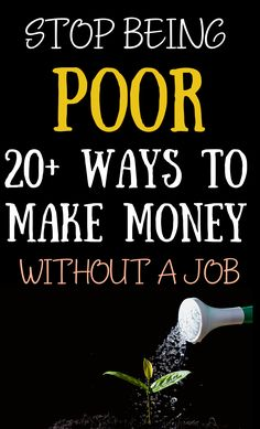 Need Cash? Sometimes you must think outside the box! 20 Creative Ways To Make More Money Most People Probably Dont Know About! Ways To Earn Money, Earn Money From Home, Money Tips, Money Saving Tips, Way To Make Money, How To Make, Money Hacks, Money Fast, Budgeting Money