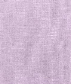 Lavender Irish Linen Fabric - $18.25 | onlinefabricstore.net
