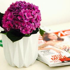 New #flower #vase by #urbanara #blog #blogger #blogger_de #interior #instyle @modelovers