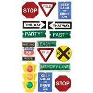 Jolee's Boutique® | Road Sign Stickers  $4.39