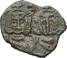 Constantine V & Leo IV Khazar & Leo III Syracuse Ancient Byzantine Coin i54670 https://trustedmedievalcoins.wordpress.com/2016/02/24/constantine-v-leo-iv-khazar-leo-iii-syracuse-ancient-byzantine-coin-i54670/