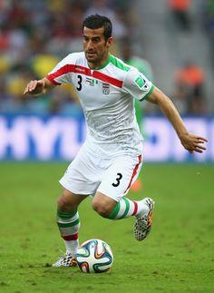 Ehsan Haji Safi : Iran v Nigeria: Group F