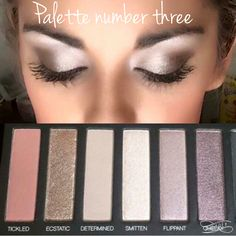 Younique's new Eye Palettes, let you create so many different looks. From dainty daytime to brilliantly bold nighttime. www.younqiuelynanette.com