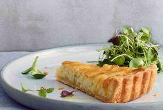 creamy onion tart