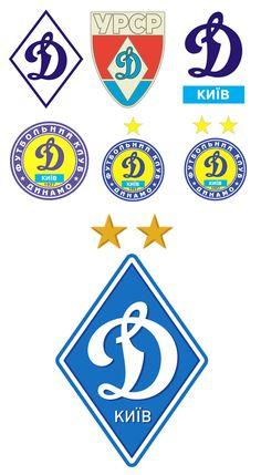 Futbolny Klub Dynamo Kyiv.