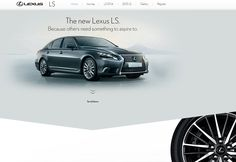<> Lexus LS
