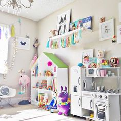 Gorgeous little girls room! A little Friday afternoon inspo from @taylensmom