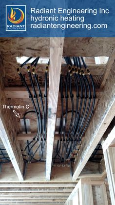 Thermofin c between the joists in a radiant heating layout thermofin c between the joists in a radiant heating layout floorheating thermofin radiant floor heating radiant engineering inc remodel retrofit solutioingenieria Images
