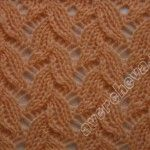ondas delicadas Knitting Stiches, Cable Knitting, Stitch Patterns, Knitting Patterns, Baby Cardigan, Knitting Designs, Rose Buds, Knit Crochet, Arts And Crafts