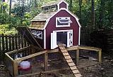 Cute chicken coop. This is for you Tam!