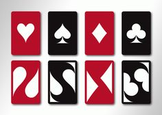 playing cards designed by Pablo Tellechea