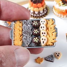 2015 Cookies For Halloween♡♡ By Paris Miniature