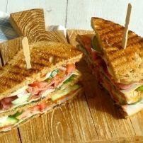 Club Sandwich recept   Smulweb.nl